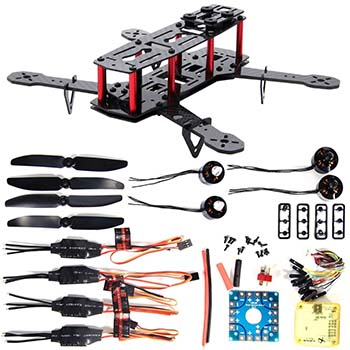 XCSOURCE Combo Kit cuadricóptero250 FPV